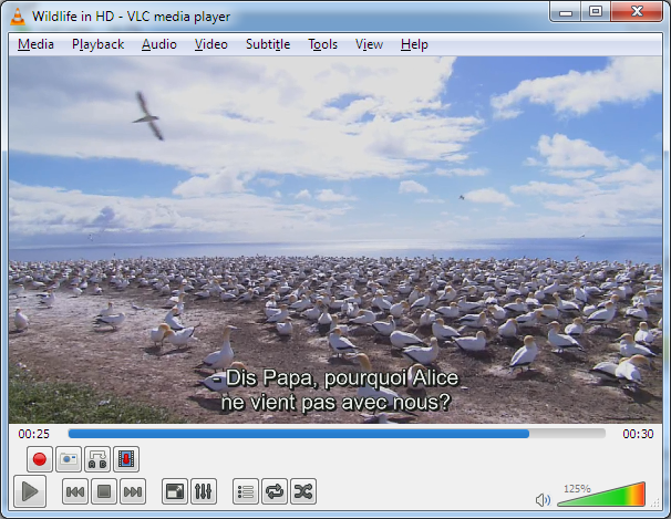 How to easily burn in/hardcode srt subtitles to mp4/mkv with