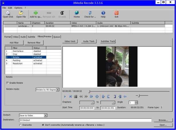Dvd flick movie sideways videohelp forum click image for larger version name rotatefiilterg views 337 size 524 ccuart Gallery
