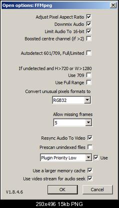 VDub Color Space problem processing Nexus 5x video