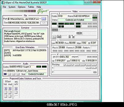 My DivX DVD Player can't play my avi DivX/xvid video - VideoHelp Forum