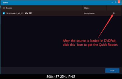Freeware BDInfo for scanning bluray information - VideoHelp Forum