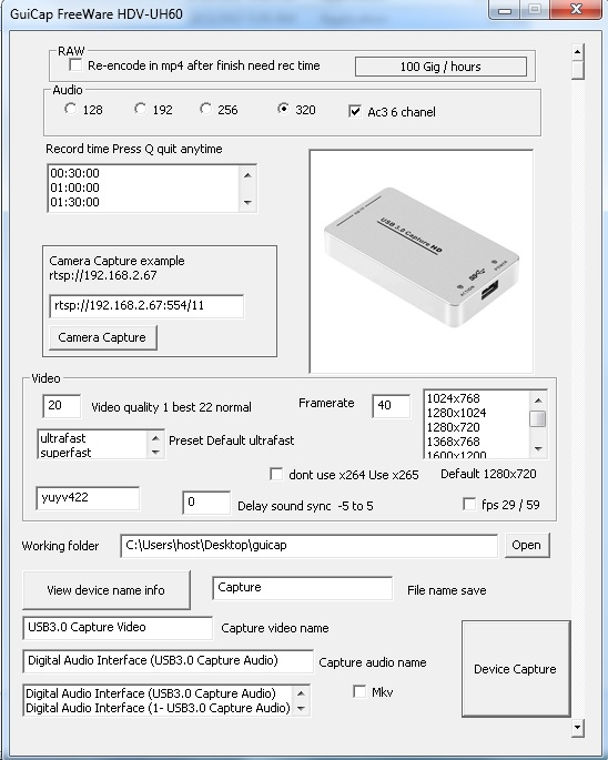 chinese usb 3 device capture - VideoHelp Forum