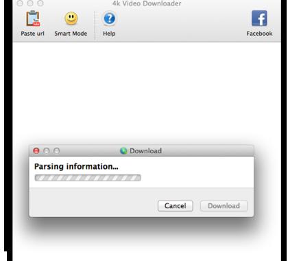 4k video downloader not working