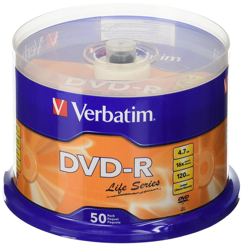 Beware of new Verbatim non-AZO packaging - VideoHelp Forum