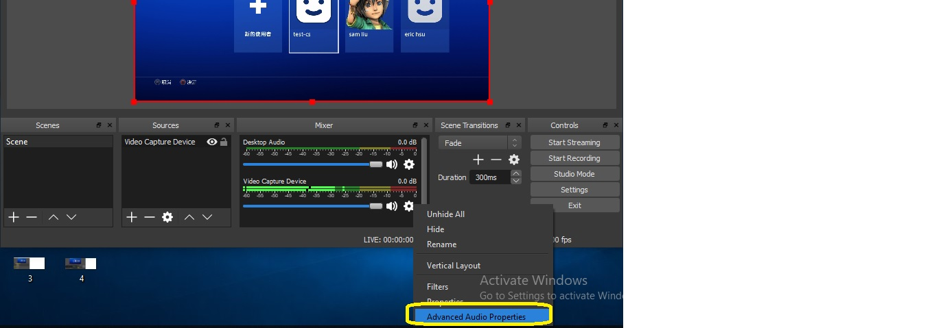 How to set up GL310 with OBS Studio - VideoHelp Forum