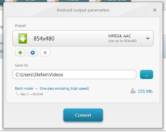Easy HTML5 Video HTML 5 Video Converter