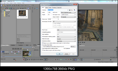 Click image for larger version  Name:Vegas Project Settings.png Views:249 Size:366.4 KB ID:34699