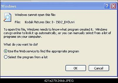 Click image for larger version  Name:Nero ISO Issues - Error Message.jpg Views:522 Size:23.8 KB ID:5765