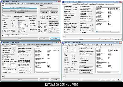 Click image for larger version  Name:Settings for HC Encoder.jpg Views:1714 Size:253.7 KB ID:8774