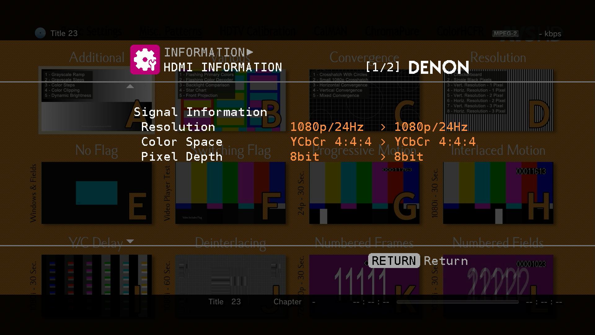 Click image for larger version  Name:AVS HD 709 BD menu + Info - PS3, YCbCr =HDMI= Denon AVR-890, +Convert =HDMI= IP4K.png Views:3287 Size:754.6 KB ID:35276