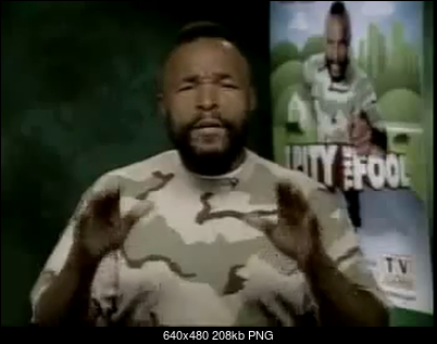 Click image for larger version  Name:YouTube - Mr. T Talks 'Rocky III', 'A-Team' and his Life and Career.flv 2011-07-10 640x480.png Views:21 Size:207.7 KB ID:51511