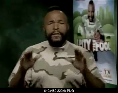 Click image for larger version  Name:YouTube - Mr. T Talks 'Rocky III', 'A-Team' and his Life and Career.mp4 2011-07-10 640x480.png Views:28 Size:222.5 KB ID:51510