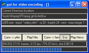 HEVC] x265 EXE: mingw builds - Page 10 - VideoHelp Forum