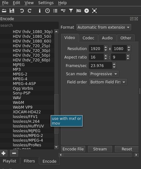 ffmbc binary options