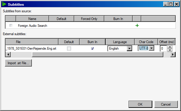 Vlc how to find subtitle file