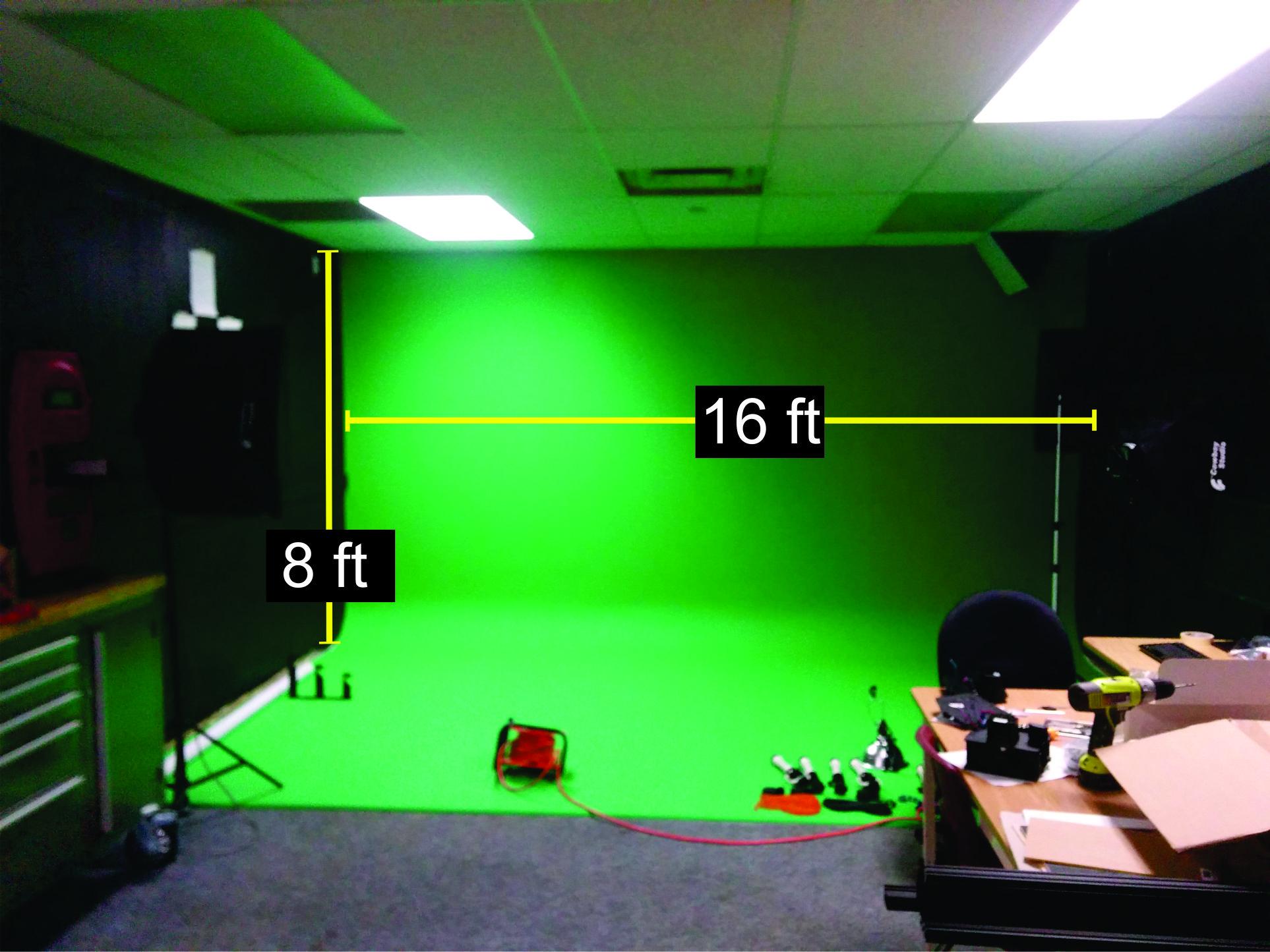 lighting a green screen in diy studio videohelp forum