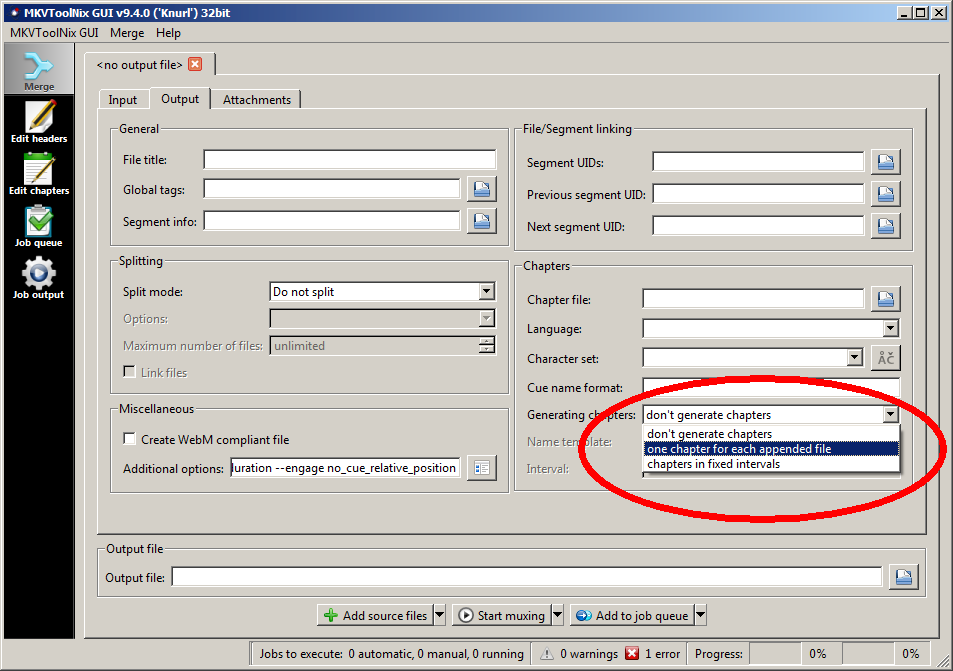 mkvmerge   multiple files and chapters - VideoHelp Forum