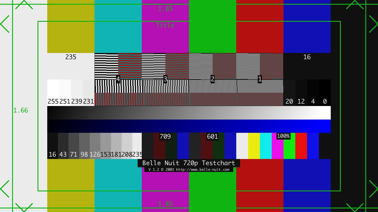Online yuv color picker - Click Image For Larger Version Name Testchart720 Png Views 55 Size 57 1