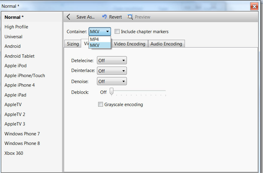 how to add subtitles to mkv with vidcoder
