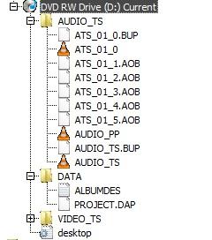 DVD-Audio burning program - lossless & dual layer