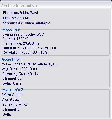 problems converting h 264 avc to mpeg2 videohelp forum rh forum videohelp com