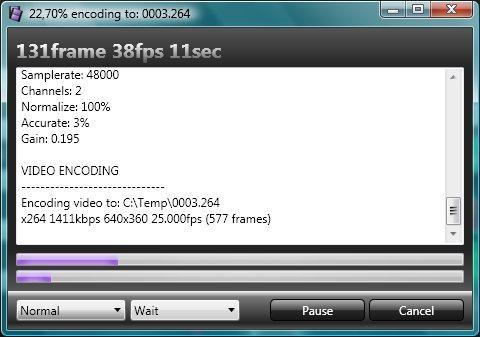 tuto - [TUTO] ENCODAGE et ouverture MP4: RECAPITULATIF Xvid4psp4