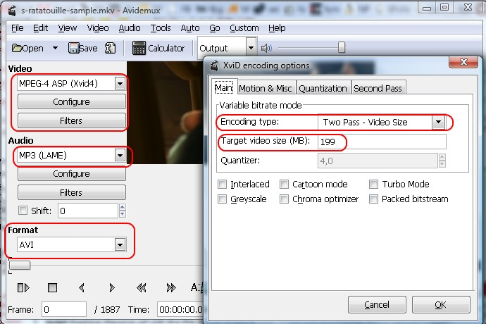 How To Convert Any Video To Avi Or Mp4 Or Mkv With Burned