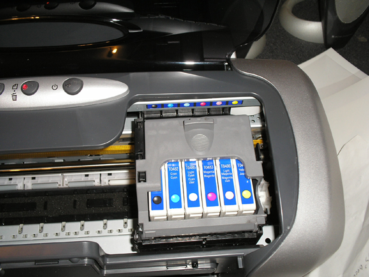 Epson R200 Printer Driver
