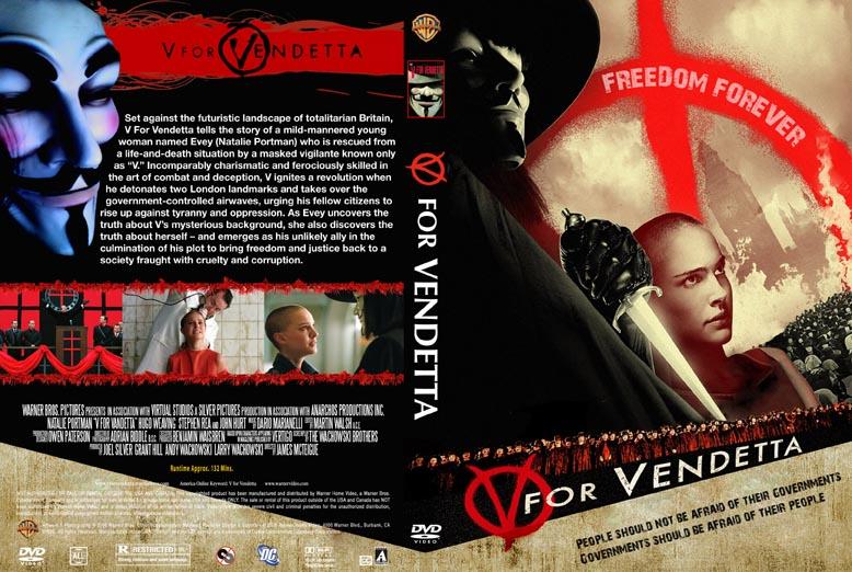 Cdcoverscc  Search  DVD  v for vendetta