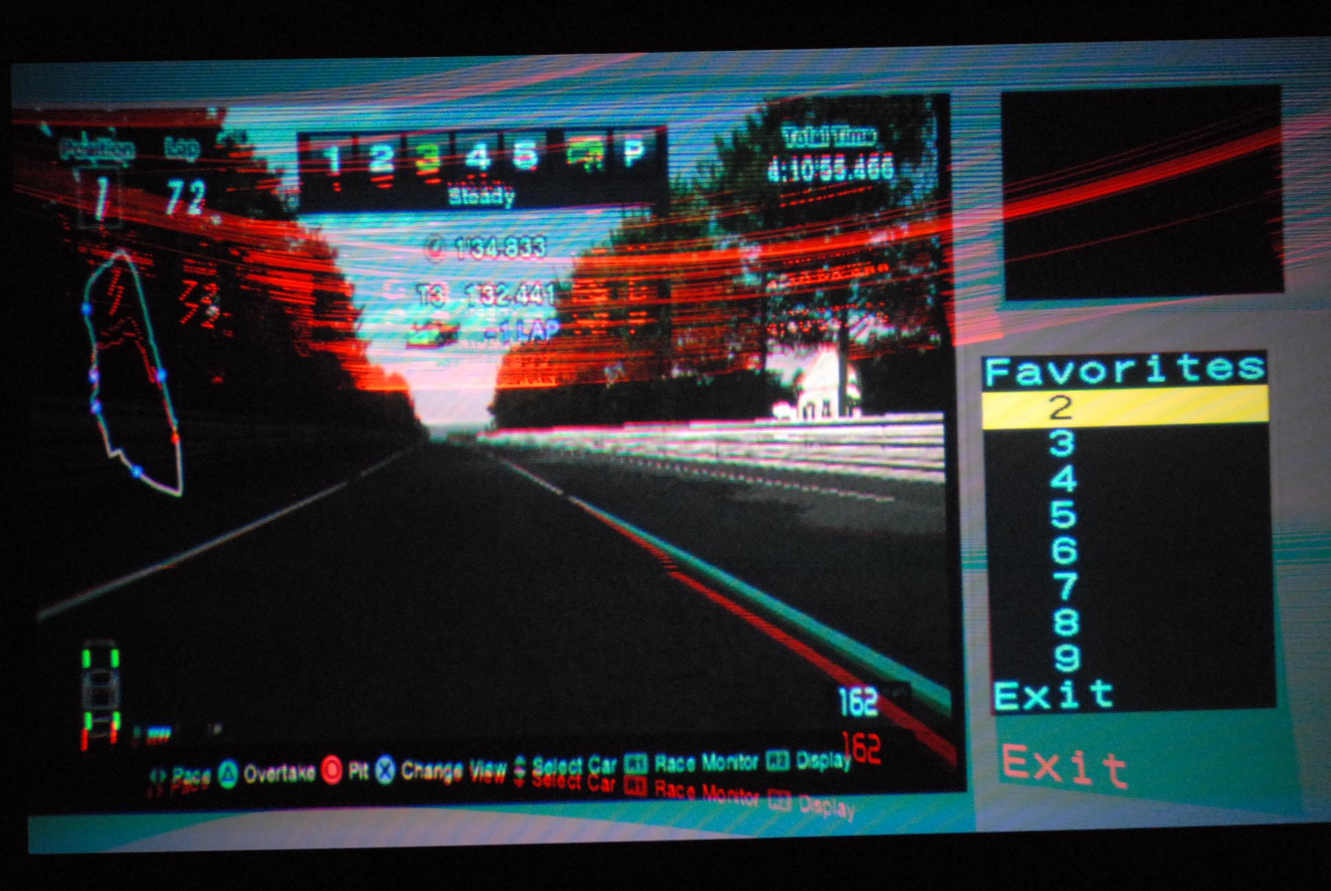 sony 65 inch rear projection hdtv suddenly displays red bands rh forum videohelp com Sony Wega LCD Projection TV Sony Wega Projection TV