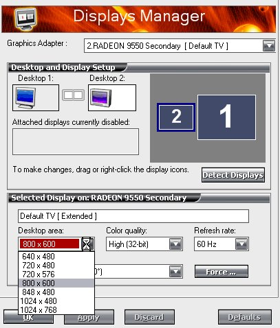 how to connect rca tv to tv
