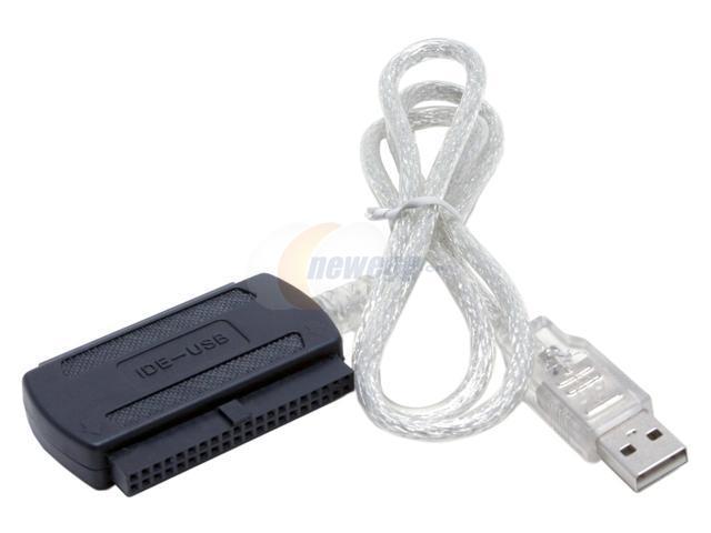Интересный гаджет Переходник из USB на IDE, можно подключать IDE CD привод к USB и не мучатся каждый раз выдергивая...