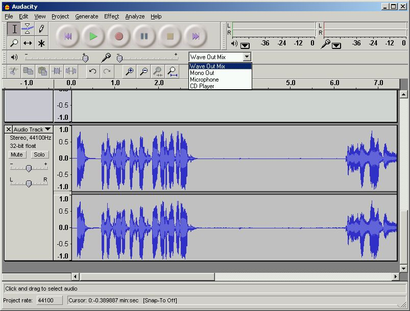 how to make your mic sound better on audacity