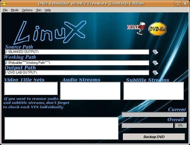 DVD ReBuilder Free 0.98.2