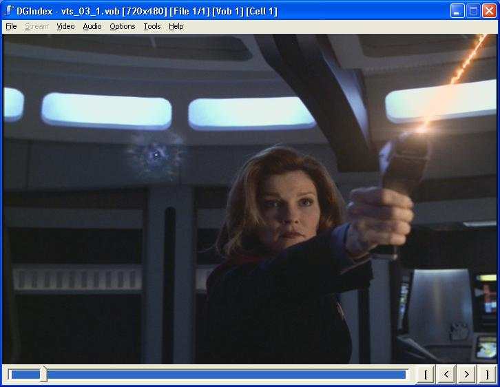 Star Trek Voyager Whats The Actual Frame Rate 24p